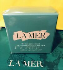 La Mer The Eye Concentrate 15ml 100% Brand New Genuine Sealed RRP160