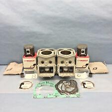 Ski-Doo 600 HO SDI Cylinders Wiseco Pistons Gaskets MXZ OEM 2005-2008