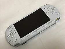 PSP Playstation Portable Pearl White PSP - 3000PW JAPAN game SONY F/S USED
