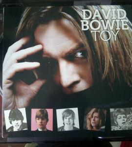 David BOWIE TOY 2011 LP vinyl