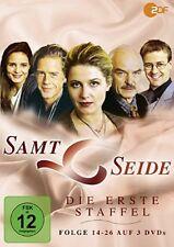 Samt & Seide - Staffel 1 - (Folge 14-26) * NEU OVP * 3 DVDs