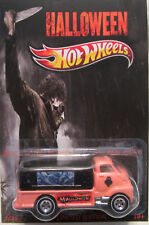 Hot Wheels CUSTOM '51 GMC C.O.E Halloween Real Riders Limited Edition 1/25 Made!