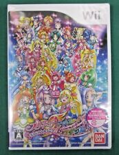 Nintendo Wii - Pretty Cure All Stars Let's dance -sealed new *JAPAN* 61157