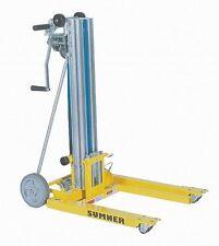 Sumner 2210 Materiallift Materialaufzug Lastenlift Montagelift Lift 135kg 3m NEU