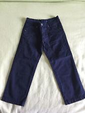 pantalone bimbo JECKERSON blu trouser pant boy