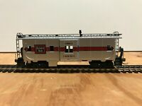Athearn Blue Box  - Burlington (CB&Q) - Bay Window Caboose - Road # 13520