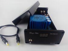 LPS Linear Power Supply 25VA TALEMA Ultra-Low Noise DC 12V 2A psu HIFI AUDIO