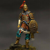 1/24 Mongolian warrior Resin Kits Unpainted Figure Model GK Unassembled