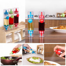 2 in 1 Pour And Spray Dispenser Bottle for Sauce, Vinegar, Oil etc