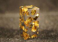 Gem-like Brahin meteorite pallasite Olivine grains Amazing PIECE