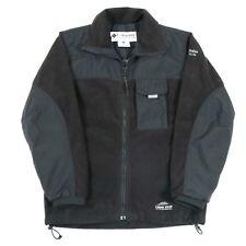 VGC COLUMBIA TiBrownium Omni Stop Wind Proof Fleece Jacket | Men's S