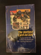 1990 NHL Pro Set Hockey Series 1 Wax Box Sealed