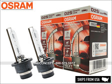 NEW! D2S - OSRAM HID Xenon Night Breaker LASER  Bulbs +200% 66240XNL (Pack of 2)