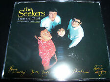 The Seekers / Judith Durham Treasure Chest Rare Essential Collection Aust 3 CD