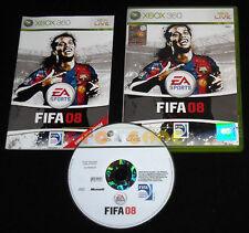 FIFA 08 XBOX 360 Versione Ufficiale Italiana 1ª Edizione ••••• COMPLETO
