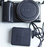 Sony a5000 20.1MP (Body Only) Mirrorless Camera 2.3k Shutter count