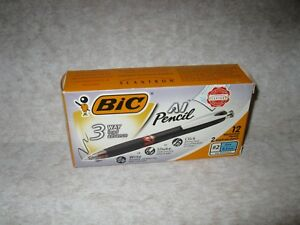 BIC 12 MECHANICAL PENCIL AI 3 WAY #2