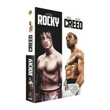 Rocky + creed COFFRET DVD NEUF SOUS BLISTER