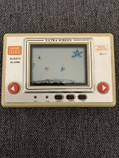 1982 Space Rescue Game Clock MG9 Handheld Game Works
