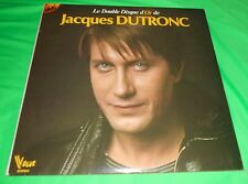 DOUBLE 33 TOURS LE DOUBLE DISQUE D'OR DE JACQUES DUTRONC VOGUE 416018
