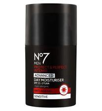 No7 Men Protect Intense Advanced Day Moisturiser Spf15