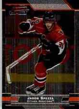 2003-04 Bowman Chrome Jason Spezza Ottawa Senators #74