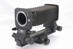 Read Nikon PB-6 Auto Bellows Focusing Attachment *KF037