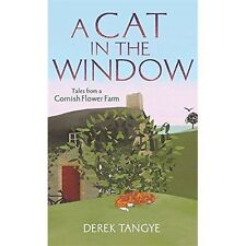 A Cat in the Window by Derek Tangye (Paperback)