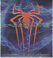 THE AMAZING SPIDER-MAN 2 Deluxe 2CD scellé / NEUF Pharrell Williams Spiderman