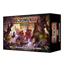 Necromunda Underhive (Deutsch) Haus Esher Goliath Gang Games Workshop Krieger