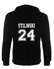 Beacon Hills Lacrosse Hoodie Teen Wolf Stilinski,McCall All team BLACK COLOR..