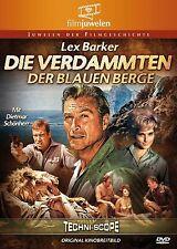 Die Verdammten der blauen Berge (Lex Barker, Dietmar Schönherr) DVD NEU + OVP!