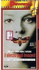 Il silenzio degli innocenti (1991) VHS Thriller no horror vintage Foster Hopkins