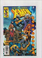 Uncanny X-Men #381 NM- 9.2 Kubert Variant Marvel 2000 Wolverine Revolution