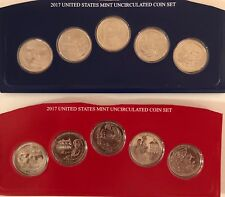 2017 US Mint BU ATB Quarters from P & D Mints =  Get all 10 quarters for 2017