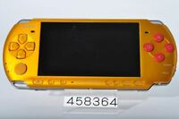 Excellent SONY PSP-3000BY PSP 3000 Bright Yellow Playstation portable DHL 458364