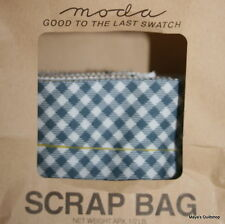 "Moda Scrap Bag Freedom by Sweetwater 3"" wide 32"" long 100% cotton quilt strips"
