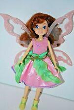 "Disney Fairies (Tinkerbell's Fairy Friends) Prilla 10"" DOLL"