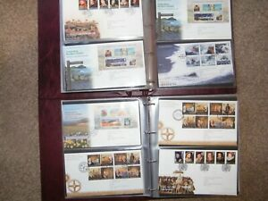 ** FIRST DAY COVERS 2008 - 2011 MULTIPLE LISTING BUY 4 FOR FREE POSTAGE **