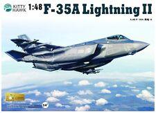 ◆ Kitty Hawk KH 80103 1/48 F-35A Lightning II
