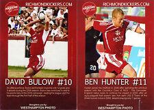2009 Richmond Kickers BEN HUNTER