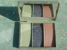 Cam Cream - NATO  - Black Brown Green - In compact with Mirror - 20% OFF 2+