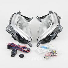 Geniune 2011-12 Hyundai Elantra Fog Lamp Kit & Switch OEM Parts, US Seller