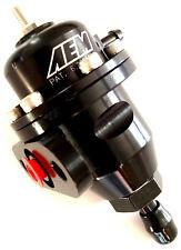 AEM Fuel Pressure Regulator Civic Integra Del Sol B16A B18C D16 FPR 25-300BK