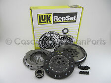 OEM VW 5 speed Clutch & Flywheel Kit Golf Jetta TDI 1.8T Audi TT LUK DMF 17050