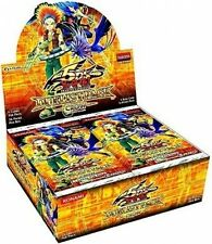 YUGIOH 1ST EDITION DUELIST PACK CROW Booster Box 36ct SEALED!!