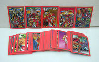 1992 YOUNGBLOOD Comic Book Trading Card Set of  90 Cards (KATC-071)