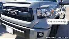 2014-2017 Tundra TRD Pro Hood Bulge 1H5 Cement Gray by Toyota Genuine OEM