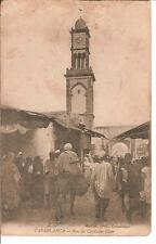 MAROC - CASABLANCA - CP DE 1915 - RUE DU CAPITAINE ILBER