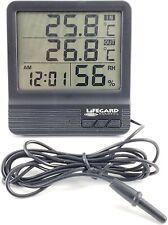 Lifegard Aquatics Big Digital Temp Alert Aquarium Thermometer